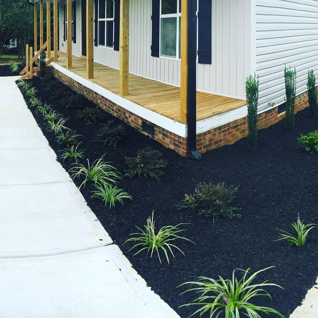 Mulch Delivery or pick up at Triple R Landscaping in Clayton NC