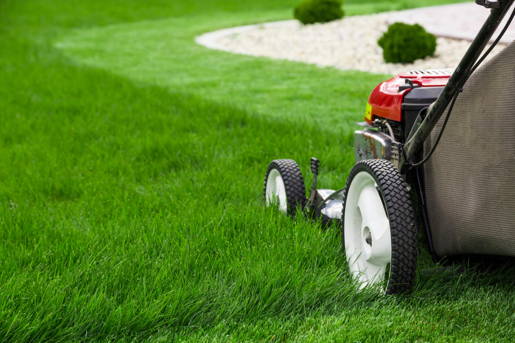Triple R Landscaping has lawn maintenance services for every size yard